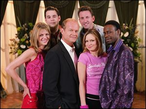The Sketch Show cast comprises, clockwise from top, Paul