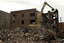 Derelict-building-razed-Warren-Sherman-residents-watch-and-applaud
