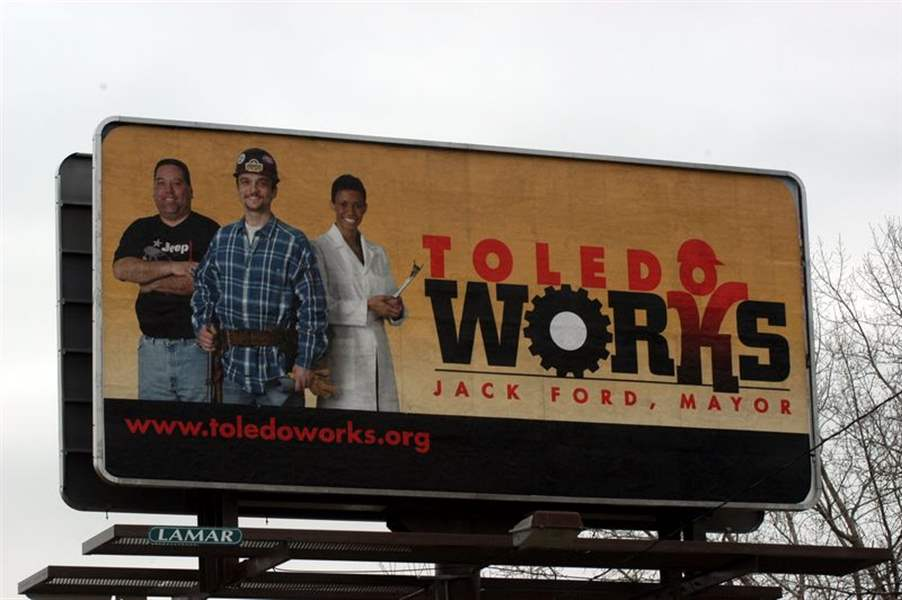 City-ad-campaign-links-Mayor-Ford-economic-revival-Toledo-Works-touts-growth-2