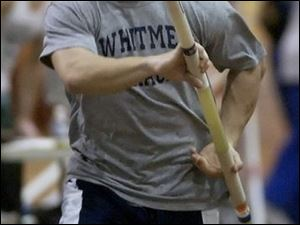 Whitmer s Chris Laser is one of