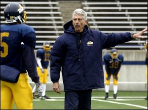 Tim Rose, Toledo's new defensive coordinator, has spent 18 years in the position at eight different Division I-A schools.