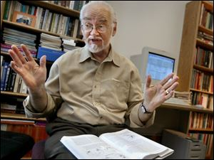 Jaak Panksepp began his study of the 'biology of joy' eight years ago in a Bowling Green
