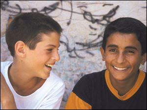 Promises, which will be screened at 6:30 p.m. tomorrow, is the story