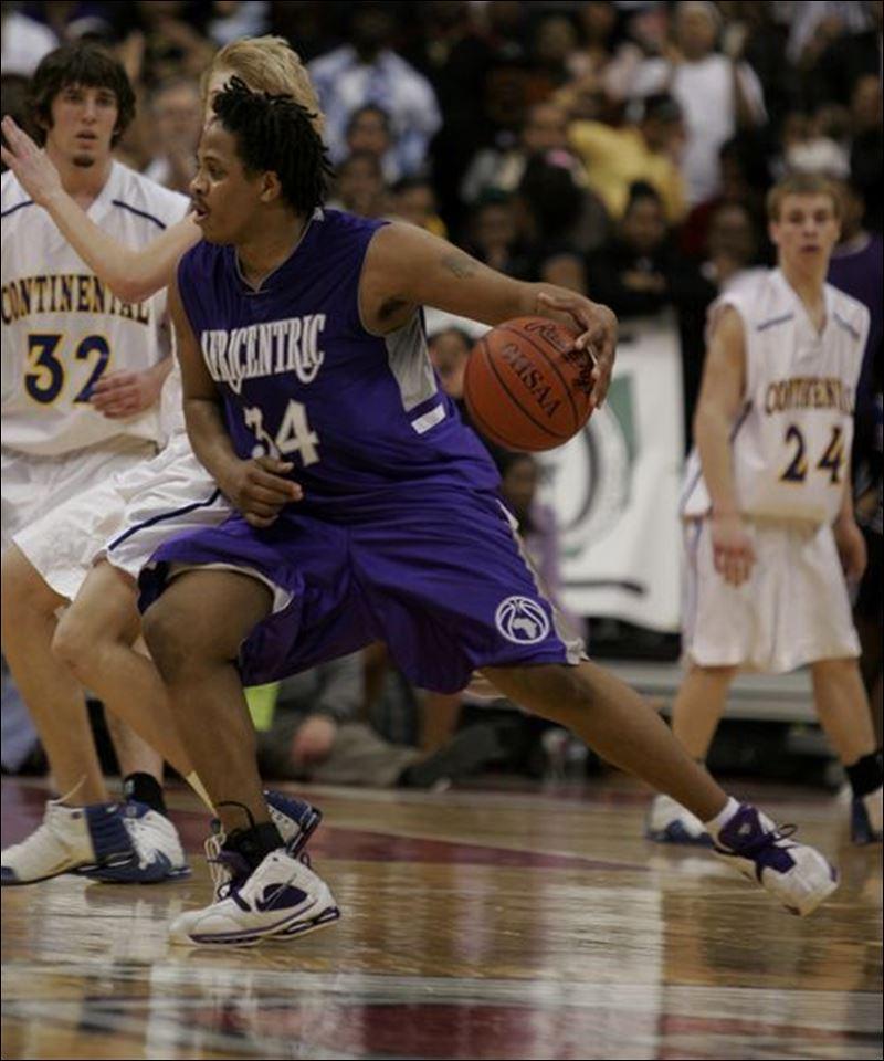 Columbus Africentric High School Basketball