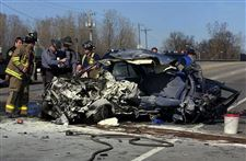 Motorist-killed-3-injured-in-crash-on-Airport-Hwy