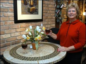 Lori Fletcher of Myers Hearth