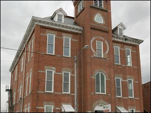 The image of the 118-year-old Town Hall is everywhere, but officials say the real thing is no longer in its glory days.