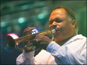 Trumpeter Byron Stripling will perform with the symphony.