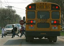 Drivers-ignore-school-bus-safety