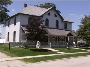 The Fulton County Historical Society decided to close the Wauseon museum on Fridays.