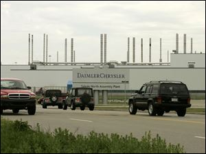 Hourly employees say the factory's goals of high production and high quality create stressful working conditions. A company spokesman says the Toledo Jeep factory doesn't have an unusual level of unrest.