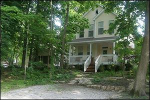 H. Douglas Talbott's Lakeside home is about a 15-minute drive from Tom and Bernadette Noe s former Catawba Island home.