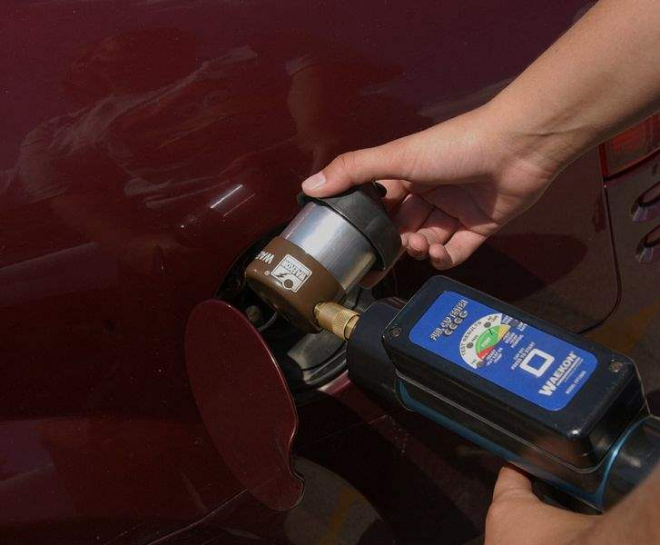 Free-gas-cap-tests-offered-to-motorists