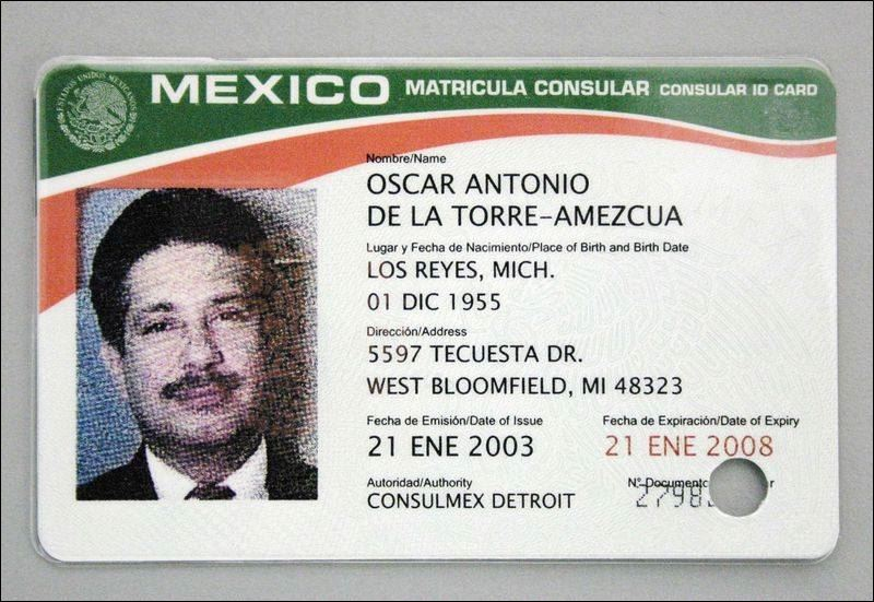 lucas county to accept mexican id card   toledo blade