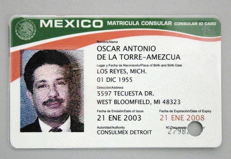 Mexico Keywords Id Issued Similiar