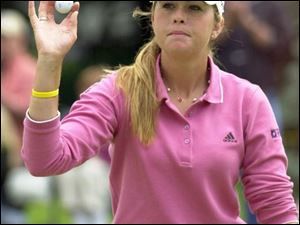 Paula Creamer's decision to skip college and go directly to the LPGA Tour paid big dividends when the rookie won the Sybase Classic in just her ninth pro start.