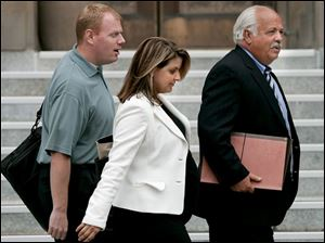 Jessica  Scottie  May, an associate with the Hicks Partners lobbying fi rm, leaves the federal