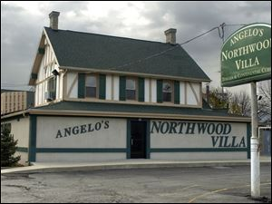 Angelo s Northwood Villa is in Erie, Mich., just north of Toledo.