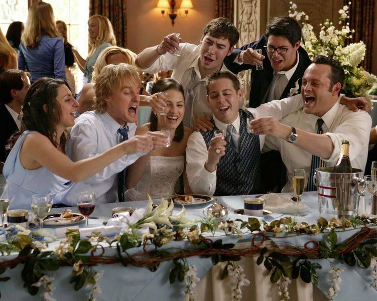 Movie Review Wedding Crashers
