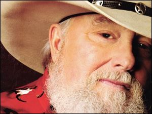 Charlie Daniels will perform in Toledo Friday.