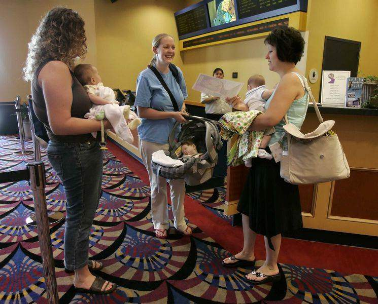 Babies-at-the-movies-Theater-offers-special-showings-for-caregivers-of-the-diaper-set