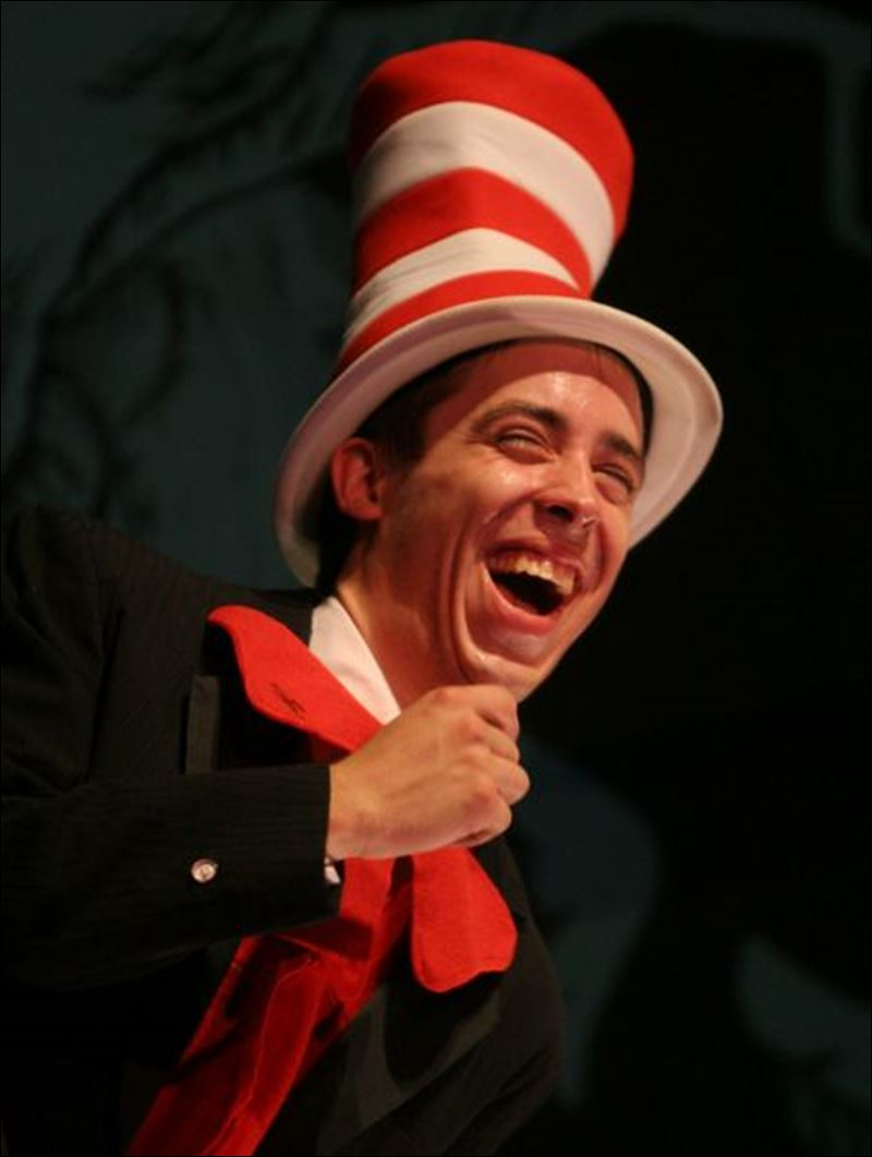 """Seussical"""" is scheduled at 7 p.m. tomorrow and Saturday and 2 p.m ..."""