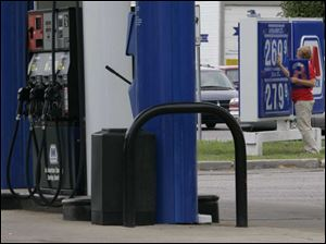 With gasoline at $2.69 a gallon, its cost becomes a noticeable factor in deciding whether a trip is necessary.