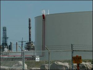 The BP refinery in Oregon has a solid safety record in recent years, a federal official said.