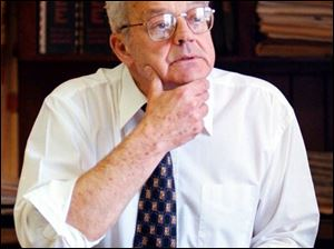 Jim Brennan died in 2003, making Mr. Noe the main GOP force in the area.
