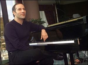 Pianist Jim Brickman has shows coming up in Toledo, Monroe, and Tiffin.