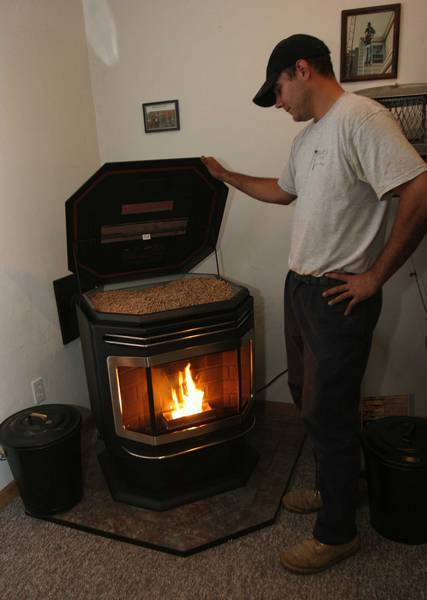 Wood-burning stoves sell at fiery pace in area stores ...