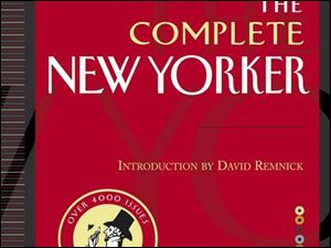 The Complete New Yorker is not your typical video release but a DVD-Rom, playable on computers using Windows or Mac operating systems.