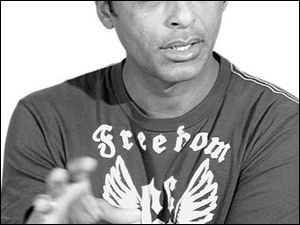 Jon Secada, who was born in Havana, left Cuba at age 8 with his parents.