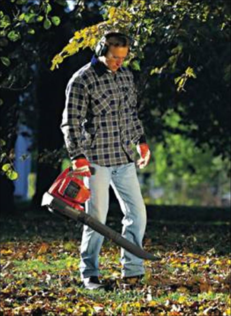 Operate Your Leaf Blower Safely Courteously Toledo Blade