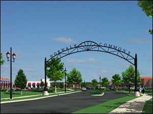 Norwalk Commons is openly patterned on the successful Levis Commons residential/retail project in Perrysburg.
