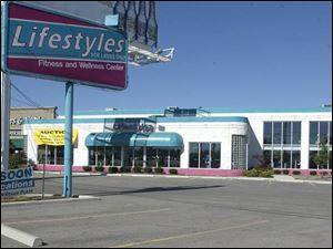 Bidding for Lifestyles gym will start at $1.5 million.