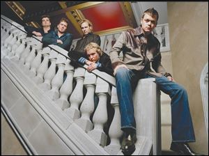 3 Doors Down has sold more than 12 million albums.