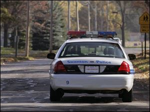 Swanton is seeking a 0.5 percent increase in the municipal income tax earmarked for police.