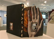 Books-as-art-Exhibit-uses-more-than-words-to-make-a-point
