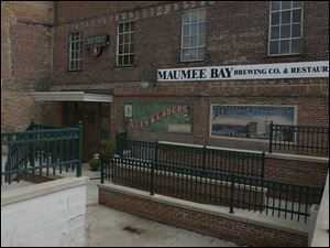 The Maumee Bay Brewing Co. is one of several establishments