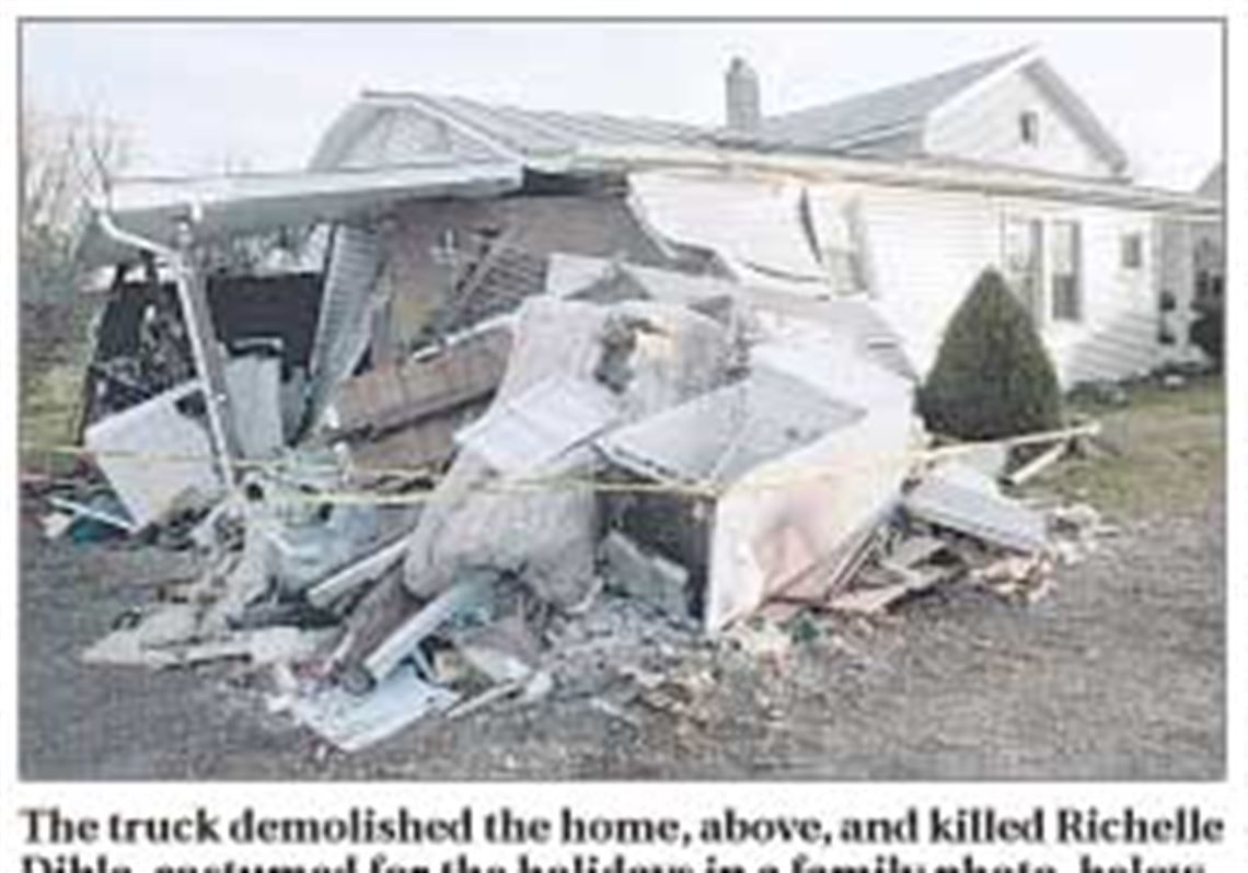 Driver arraigned in deadly crash through Seneca County house