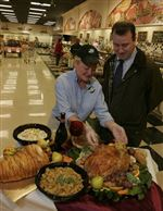 Area-holiday-diners-joining-trend-to-ready-cooked-spreads