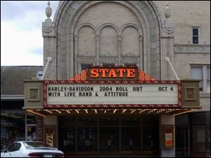 The Sandusky State Theatre closed because of debt and last week's rejection of a levy.