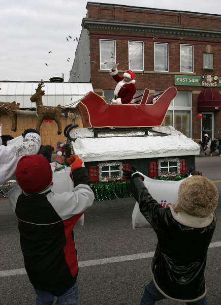 Candy-and-holiday-cheer-reign-at-E-Toledo-parade
