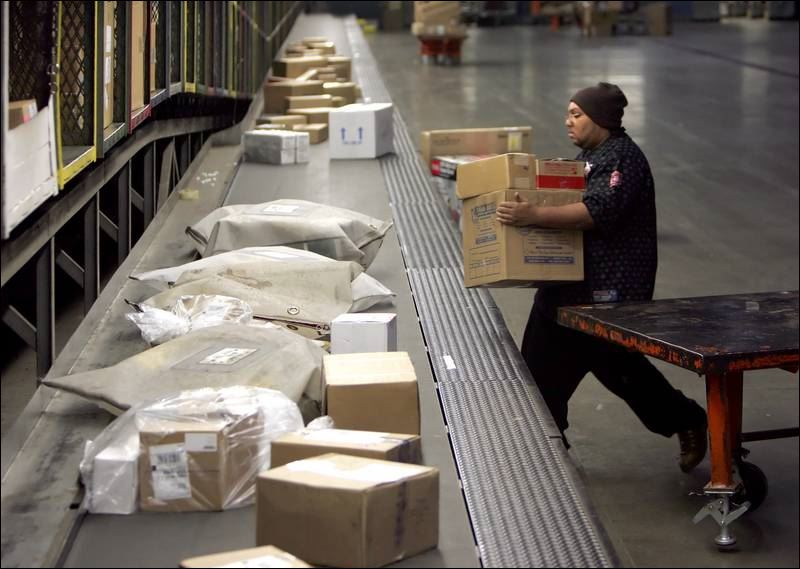 package handlers project holiday volume growth toledo blade