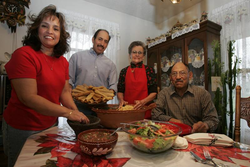 Christmas Tamales: Authentic Mexican dish is a holiday ...