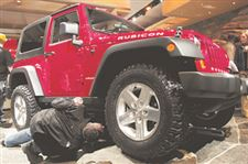 New-Jeep-wrangles-auto-show-audience