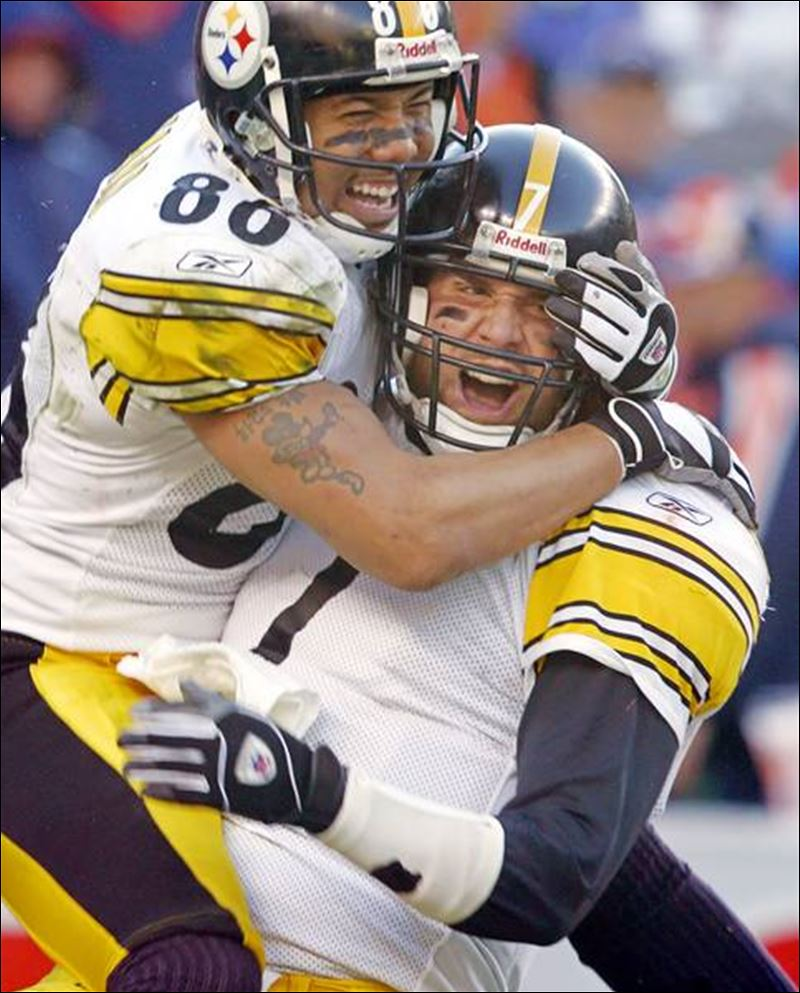 2006 steelers amp hicks win stern to sirius wife to bbc 1