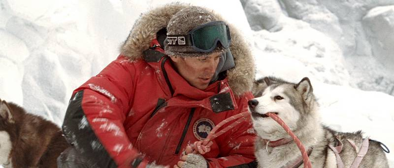 Movie About Sled Dogs Left Behind