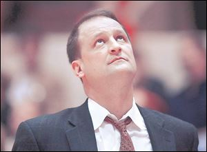 Bowling Green coach Dan Dakich refuses to coddle his players, and he has lost some. He also lost 21 games this season.